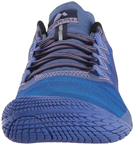 3 Trail Vapor Gant Baja Femme Runner Pour Merrell Bleu xqBfnw6v
