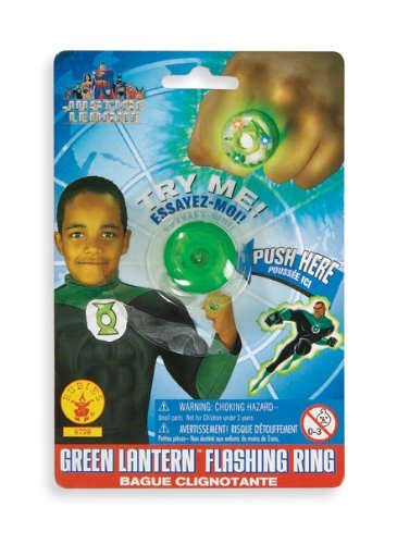 Rubie's Costume Co Green Lantern Ring Costume -