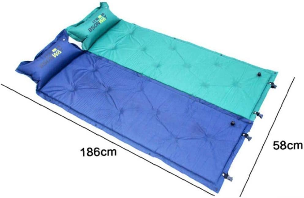 Camping Mattress Sponge Inflatable Sleeping Pad Lightweight Waterproof Outdoor Mat