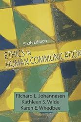 Ethics in Human Communication