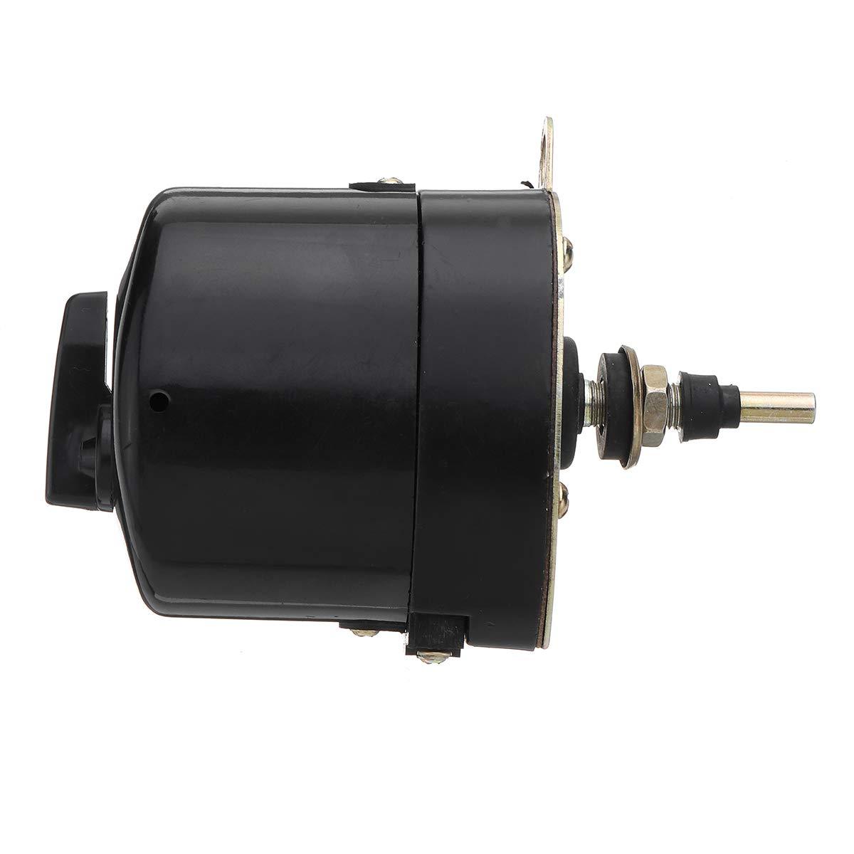 JenNiFer Motor de limpiaparabrisas Universal de 12 V para Willys ...