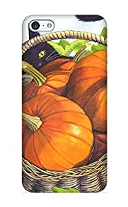 Hot Style Dxbrrl-3178-qjimhet Protective Case Cover For ipodtouch5(harvest) For Thanksgiving Day's Gift