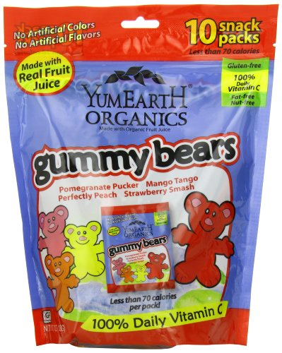 Yummy Earth Fruit Snacks