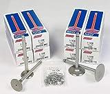 Intake & Exhaust Valves & Springs & Keepers