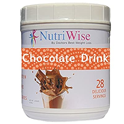 NutriWise - Chocolate Protein Diet Drink ( 28 Serv )
