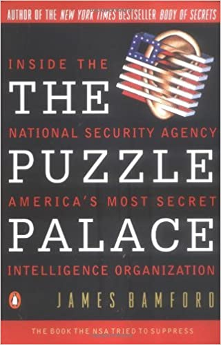 The Puzzle Palace: An Inside View of Decline in Our Schools by Burnham James (2011-07-04)