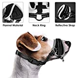 Best Dog Muzzles - SlowTon Dog Muzzle, Update More Comfortable Prevent from Review