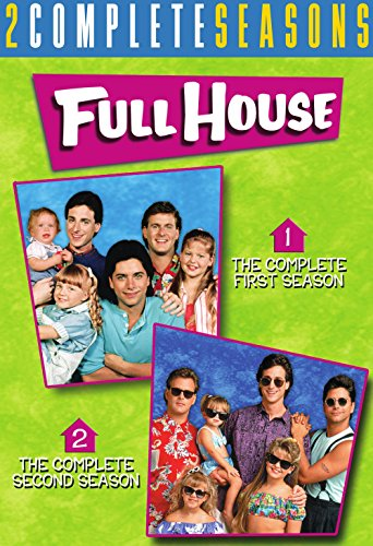 Full House: The Complete Seasons 1-2 (Two Pack Series)