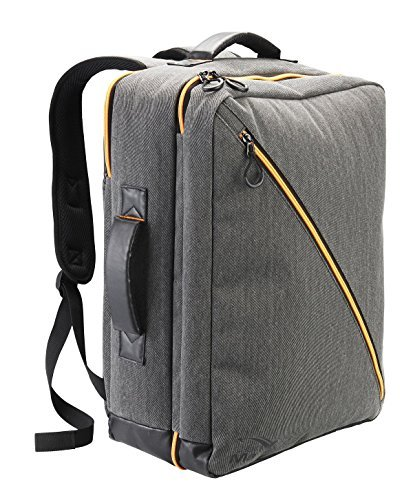 Cabin Max Oxford Travel Luggage - 20x16x8 carry on backpack - Perfect laptop bag/travel bag for men and women