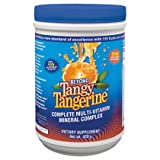 (INTERNATIONAL SHIPPING) 2 Pack Beyond Tangy Tangerine 420g Canisters Youngevity Multivitamin Mineral Complex Dr Wallach