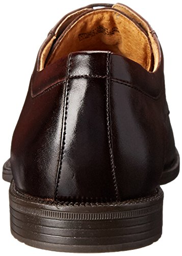 Florsheim Mens Forum Moc Teen Oxford Brown