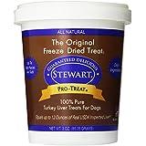Pro-Treat Stewart Turkey Liver Freeze Dried Dog Treats, 3-Ounce