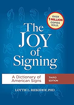 american sign language dictionary third edition pdf