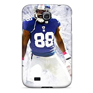 Bumper Cell-phone Hard Cover For Samsung Galaxy S4 With Allow Personal Design Lifelike New York Giants Image IanJoeyPatricia