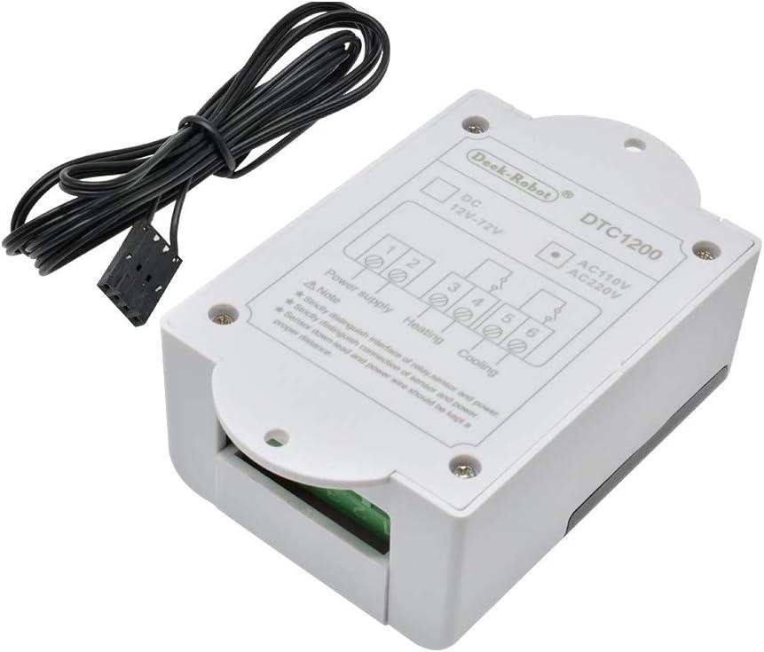 NTC Sensor DTC1200  AC 110V-230V Digital Intelligent Temperature Controller