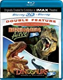 Prehistoric Powerhouses Double Feature: (Dinosaurs Alive! / Dinosaurs: Giants of Patagonia)(IMAX) [Blu-ray]