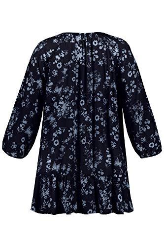 Grandes Bleu Tunique Ulla Marine Femme Tailles 720756 Popken qnwR1TaR