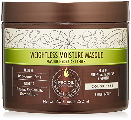 Macadamia Professional Weightless Moisture Masque - 7.5 oz by Macadamia Professional (Image #5)