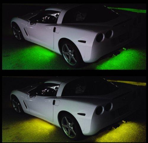 Plasmaglow SuperNova 4.2M LED UnderCar Kit Complete Car/Truck/Suv Kit