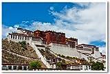 Potala Palace, Lhasa Tibet - NEW World Travel Poster