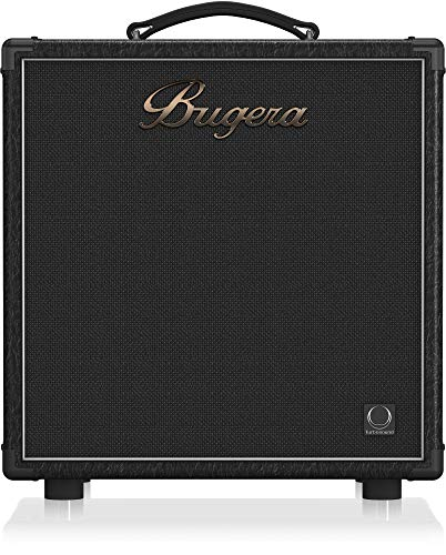 - BUGERA, 1 Guitar Amplifier Cabinet, Black (112TS)