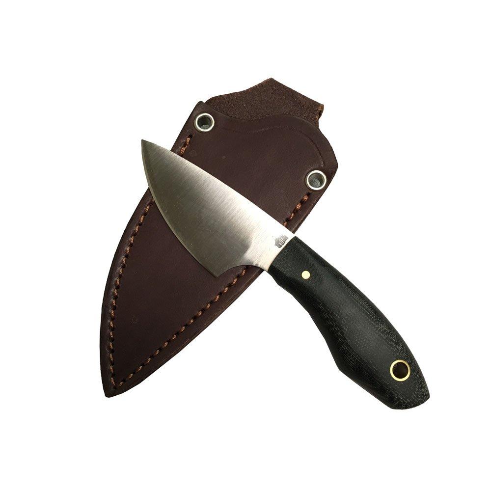 Amazon.com: L.T. Wright hecha a mano cuchillos JX3 A2 ...