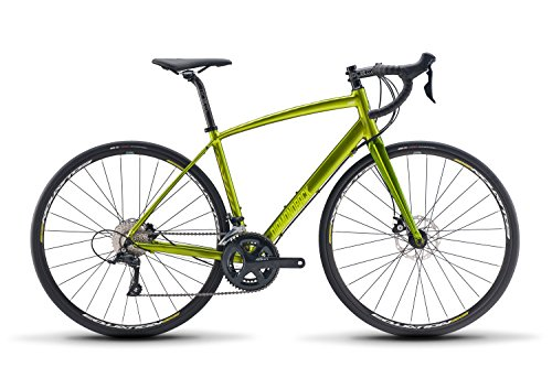 Diamondback Bicycles Arden 2 Womens Road Bike, 56cm Frame, Green, 56cm/Large Accell North America -- Dropship