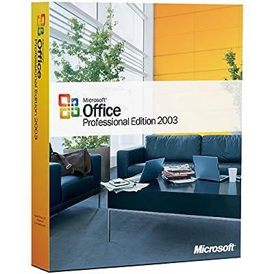 Microsoft Office 2003 Professional - Suites de programas