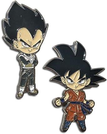 Adult Goku Dragon Ball Enamel Pin