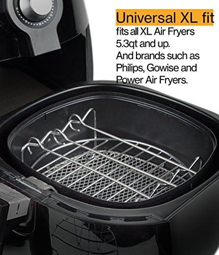 Amazon.com: Air Fryer Accessories XL para freidora eléctrica ...