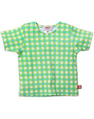 Unisex Baby Fair And Square Short Sleeve T Shirt