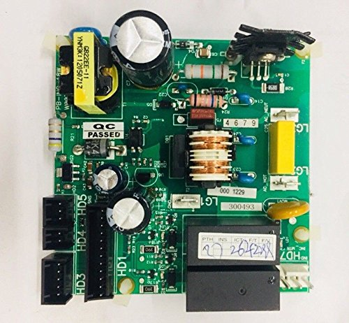 eebok Freemotion Elliptical Bike ECA Power Supply Control Board 316981 ()
