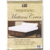Better Home Fitted Mattress Cover Protectoer Waterproof Bed Bug Dust Free Bed Sheet All Sizes (Full)
