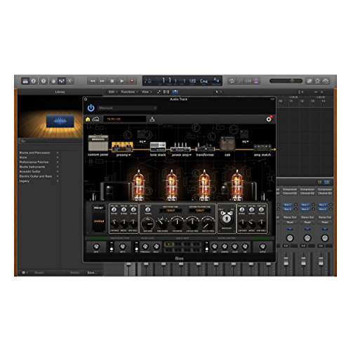 BIAS AMP PROFESSIONAL GUITAR & BASS AMP MATCH MODELING PLUG-IN ()
