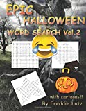 #10: EPIC HALLOWEEN WORD SEARCH Vol.2: 40 Large Print Puzzles (Halloween Books) (Puzzles for fun)