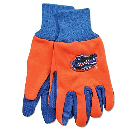 Florida Gators Faceplate (Florida Gators Blue Official Work Gloves)