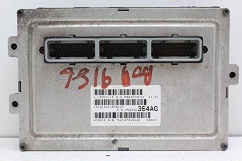(Genuine Chrysler 56040364AG Powertrain Control Module)
