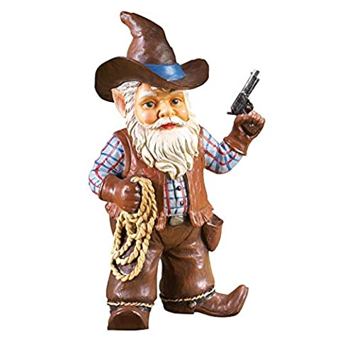 Wild West Cowboy Gnomes Man, Man (Gnome With Hats)