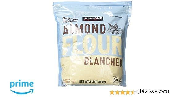Kirkland Signature Superfine Grind Almond Flour 1 36 kg