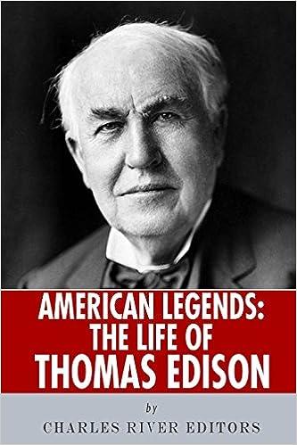 Thomas Edison's Early Life