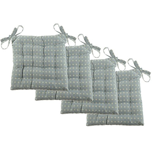 Unity Chair Pads - Cotton Canvas - Value 4 Pack - Fits 15
