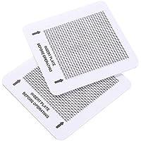 AMPERSAND SHOPS Ozone Plates Ceramic Air Purifier Washable Purification (2-Pack)
