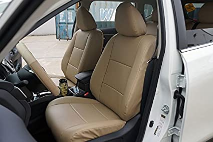 NISSAN ROGUENOT SELECT 2013 2017 BEIGE Artificial Leather Custom Made Original Fit