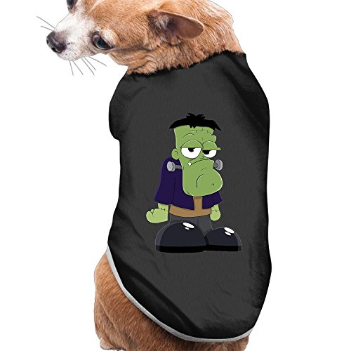 Cat Frankenstein Costume (NEW Pets Clothes HALLOWEEN Costumes Casual Frankenstein Vest Sweaters For)