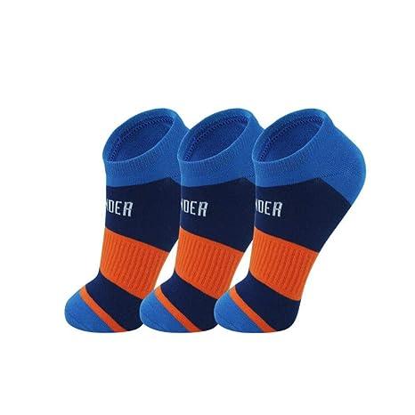 Hengtongtongxun Calcetines Deportivos de Baloncesto N para Hombre ...