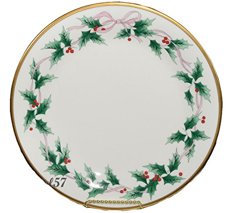 Mikasa - Ribbon Holly - Cake Plate (Holly Cake)