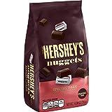 HERSHEY'S NUGGETS SPECIAL DARK Mildly Sweet Chocolate, 10.56 oz