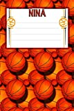 Basketball Life Nina: College Ruled | Composition Book