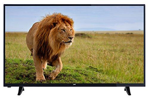 JVC LT-48VN50P 122 cm (48 Zoll) Fernseher (Full HD, Triple Tuner) schwarz