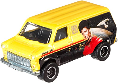 Hot Wheels Star Trek Ford Transit Super Van ()